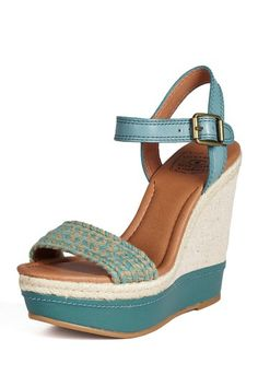 Lucky Brand Shoes on HauteLook Cute Shoes, Me Too Shoes, Wedge Sandals, Wedge Shoes, What A Girl Wants, Lucky Brand Shoes, Star Fashion, Passion For Fashion, What To Wear