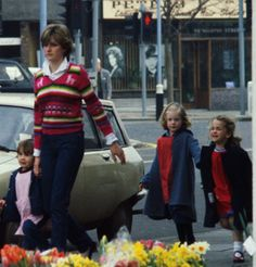 Lady Diana Spencer was an assistant at a Young England Kindergarten Nursery ...
