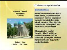 Ahmed Yesevi Hazretleri - 2 | Yolumuzu Aydınlatanlar | ehlisunnetbuyukle...