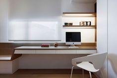 Дизайн интерьера квартиры Tea — Art от студии J.C. Architecture / CURATED.ru