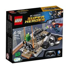 Get the best price from European Amazon. LEGO Super Heroes 76044: Batman v Superman Clash of the Heroes