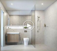 34 Popular Contemporary Bathroom Design Ideas - Contemporary lifestyle has been seen with high-tech gadgets, devices, equipments, and contemporary structural designs. The bathroom naturally has not . White Bathroom Interior, Small Bathroom Layout, Design Bathroom, Contemporary Bathroom Designs, Bathroom Design Inspiration, Design Ideas, Minimalist Bathroom, Shower Remodel, Bathroom Furniture