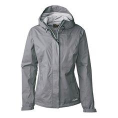 Cabela's Women's Rain Drencher Jacket - Timberwolf Grey