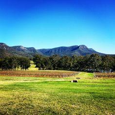 Hunter Valley, Pokolbin, NSW