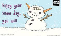 Wintertime: Snow Day