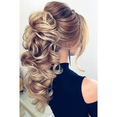 21 Best Ideas of Formal Hairstyles for Long Hair 2018 | LoveHairStyles ❤ liked on Polyvore featuring beauty products, haircare and hair styling tools