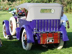 1919 Pierce Arrow Model 66 touring