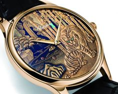 XP Urushi Watches Collection byChopard