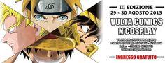 Volta Comics Nicosplay a Volta Mantovana http://www.panesalamina.com/2015/35548-3-volta-comics-nicosplay-a-volta-mantovana.html