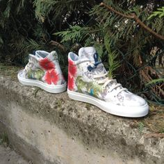 romantic sneakers,