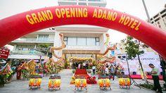 Grand Opening Adamo Hotel Welcome