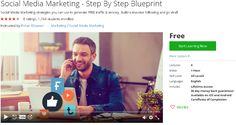 Social Media Marketing - Step By Step Blueprint-udemy free coupon