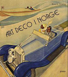 Art deco i Norge av Kaare Stang Oslo, Art Deco Dress, Objects, Park, Architecture, Furniture, Modern, Arquitetura, Parks