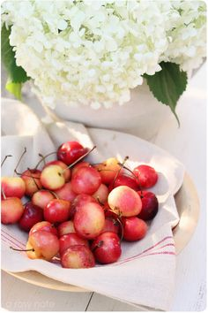 A Rosy Note: Very Cherry