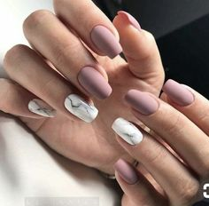 """If you're unfamiliar with nail trends and you hear the words """"coffin nails,"""" what comes to mind? It's not nails with coffins drawn on them. It's long nails with a square tip, and the look has. Nail Manicure, Manicures, Nail Polish, Manicure Ideas, Gel Nail, Cute Acrylic Nails, Cute Nails, Autumn Nails Acrylic, Cool Easy Nails"""