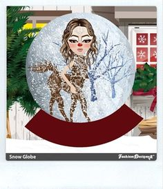 MY SNOW GLOBE CONTEST ENTRY Fashion Designer Game, Game Design, Snow Globes, Posts, Inspiration, Decor, Biblical Inspiration, Messages, Decoration