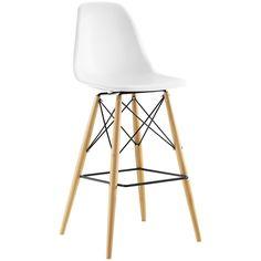Modway Furniture Pyramid Modern Bar Stool
