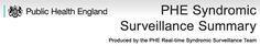Mantis Society Study Center: Syndromic Surveillance Summary