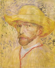 Van Gogh - Self-portrait, 1887