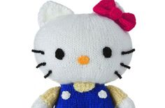 Knitting pattern: Hello Kitty toy - Free knitting patterns