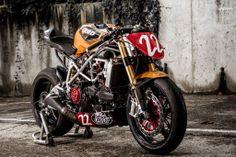 Ducati 1198 SP 'Matador' Racer by Radical Ducati /// #radical #ducati #matador #racer 01.jpg #(1024×682)