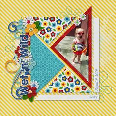 Connie Prince Digital Scrapbooking News: Show Off Wednesday, Sales and a Freebie