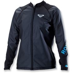 Stay dry and focused on your board - ROXY Syncro Zip Front Stand Up Paddle Jacket    #fashionablyfit, #SUP, SUP, Stand Up Paddle Board  $94.50
