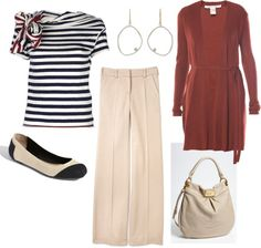 Spring wardrobe, created by jessieisrael on Polyvore