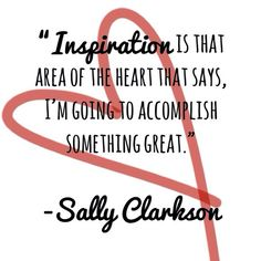 Get inspired. Do something great!