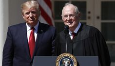 Anthony Kennedy loves his job -- and he's still here
