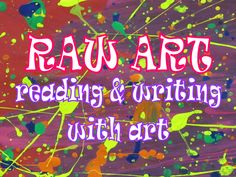 Awesome website - linking art ideas to children's literature as well as specific artist studies.