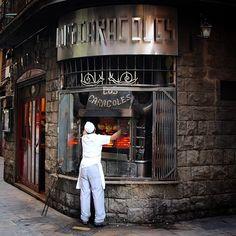 Los Caracoles / Barcelona, Spain