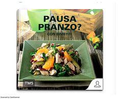 Ricettario Bimby Pausa pranzo