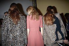 Paris Fashion Week F/W Show: Carven Hairstylist : James Pecis © Thibaut de Saint Chamas / Firstview L'Oréal Professionnel Fashion Week, Paris Fashion, L'oréal Professionnel, Carven, Runway, Dresses With Sleeves, Long Sleeve, Cat Walk, Walkway