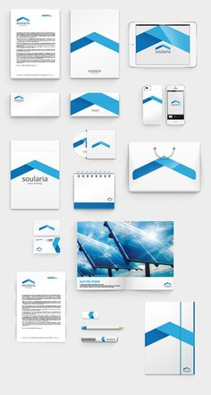 Creative Examples Of Branding, Visual Identity and Logo Designs