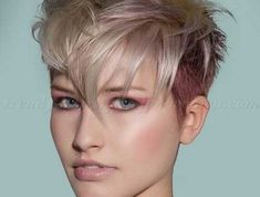Different Short Spiky Haircuts for Stylish Ladies