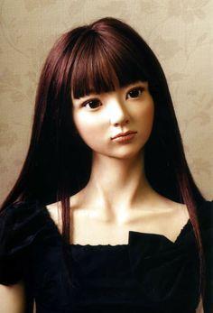 a doll by Ayaka Tsuji / 辻彩香の球体関節人形ギャラリー