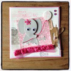 Hello sweet baby - made by Sjoukje