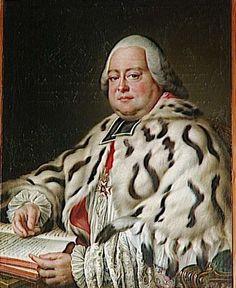François-Hubert Drouais - Portrait of Francois-Camille de Lorraine Francisco Goya, Lorraine, Jean Antoine Watteau, Oil On Canvas, Canvas Prints, Fur Cape, Camille, Thing 1, Oeuvre D'art