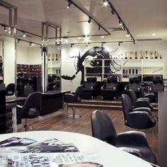 Thiết kế thi công salon tóc
