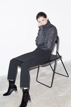 來跟 Zara 一起擁抱秋天的針織衣服