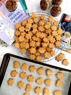 Μπισκότα με βρεφική κρέμα http://pepiskitchen.blogspot.gr/2016/11/biskota-me-vrefiki-krema.html