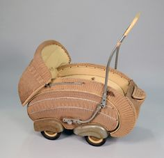 Buy online, view images and see past prices for ART DECO WICKER PRAM, attributed to Alfons Pollack; Invaluable is the world's largest marketplace for art, antiques, and collectibles.