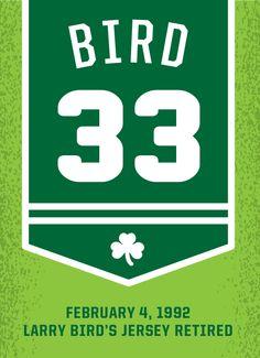 One for @Courtney Celtics Larry retires