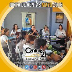 Nuestro equipo de trabajo en Junta de Ventas #Century21 para brindar la mejor atención a nuestros clientes.  #negocios #BienesRaíces #inmuebles #Inmobiliario #Guayana #PZO #RealEstate #realtor