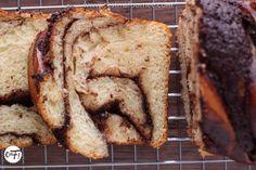 C'est ma fournée !: Le krantz cake au chocolat