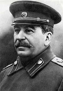 Joseph Stalin - His policies led to the imprisonment, deportation, exile and execution of many of the Russian citizens. His policies that changed Russia from an agrarian society to an industrial power so disrupted the country's agriculture that it created the catastrophic Soviet famine of 1932-33. The campaign that resulted in the Great Purge saw the execution of hundreds of thousands. This included major figures in the Communist Party. I remember listening to reports of his death in 1953.