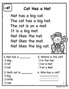 7 Reading Worksheets Phonics Reading prehension Passages and Questions for Grade √ Reading Worksheets Phonics . 1st Grade Reading Worksheets, First Grade Reading Comprehension, Phonics Reading, Phonics Worksheets, Reading Response, Comprehension Strategies, Reading For Grade 1, Kindergarten Reading Activities, Teaching Reading