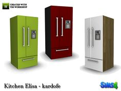 kardofe_Kitchen Elisa_Refrigerator