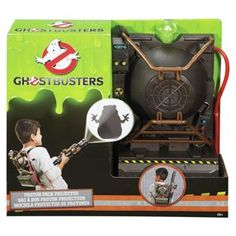 Buy Ghostbusters Proton Pack Projector at Argos.co.uk - Your Online Shop for Children's fancy dress, Role play, Limited stock Clothing, Fancy dress, Limited stock Toys and games.